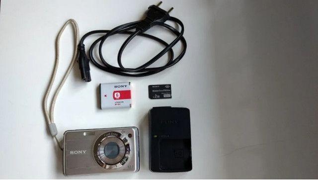 Câmera Digital Sony Cyber Shot Dsc W210 - Foto 4