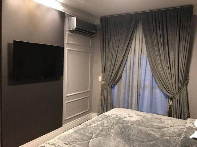 Apartamento mobiliado no Park Elegance completo,3 suítes