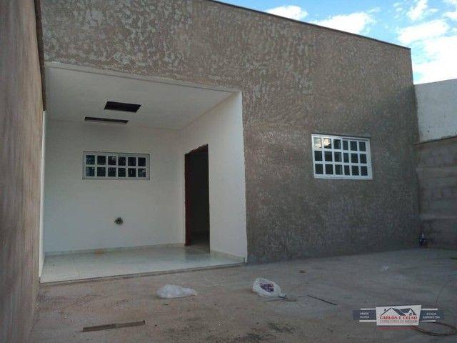 Casa com 3 dormitórios à venda, 90 m² por R$ 170.000,00 - Salgadinho - Patos/PB - Foto 3