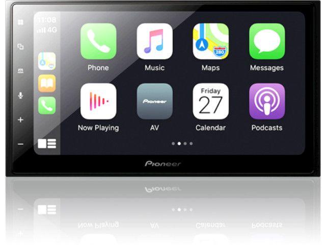 Multimídia Pioneer Dmh-z5380tv 6.8'' Apple Carplay Tvdigital - Foto 2