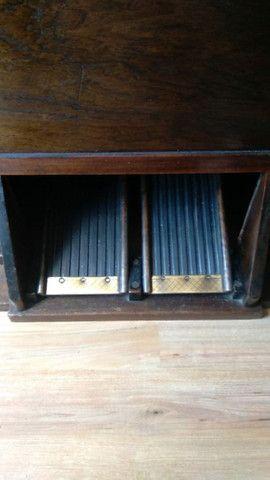 Harmônio-órgão Todeschini - estilo Piano vertical