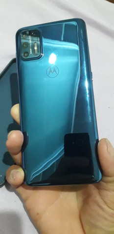Moto g9 plus zero 1 mês comprado com nota  - Foto 3