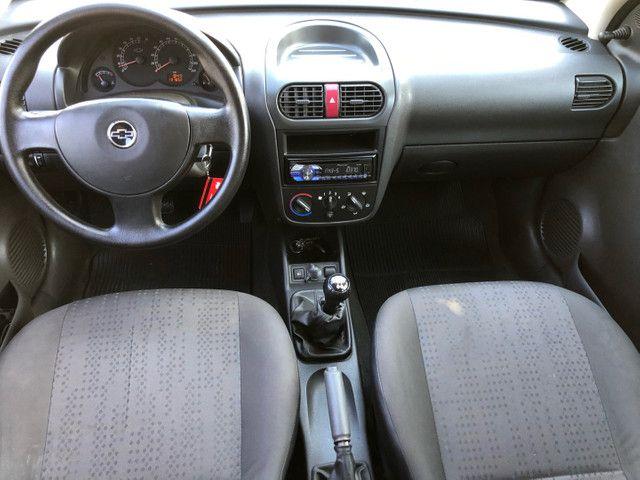 Gm / Corsa 1.4 Maxx 2012 Flex novíssimo com apenas 91 mil km 21.900 - Foto 6