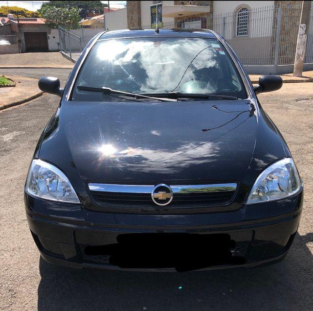 Gm / Corsa 1.4 Maxx 2012 Flex novíssimo com apenas 91 mil km 21.900 - Foto 2