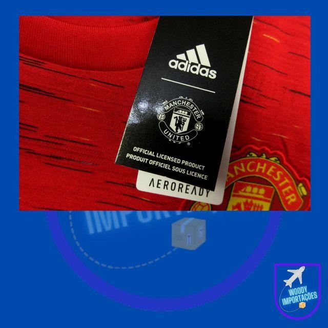 Camisa I Manchester United 20/21 - Foto 3