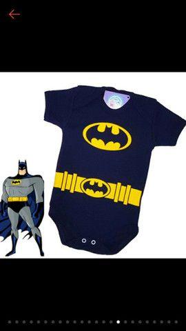 Promoção Body Temático Bebê Infantil / Fantasia Mesversário