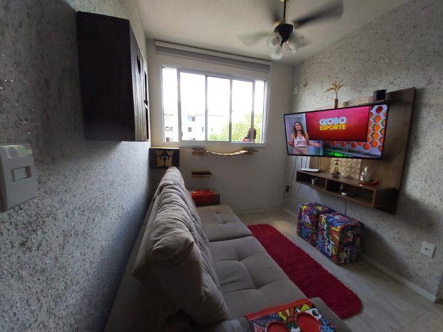 Vende - apartamento Mobiliado