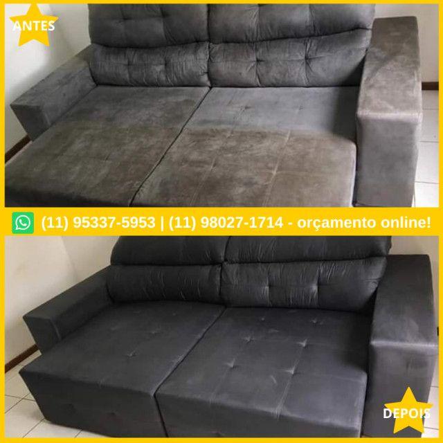 Deixo seu Sofá Limpinho | Deixo seu Sofa Limpinho | Higienização de Sofá | Sofá - Foto 3