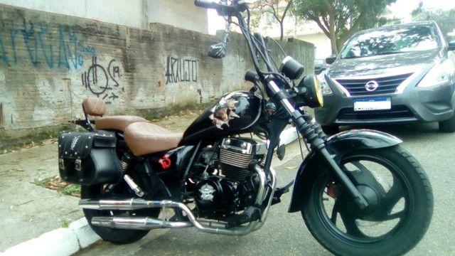 Vendo Fym-250cc Customizada - Foto 2