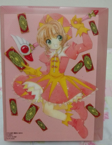 Psone Sakura Card Captors Clow Magic + Pocketstation - Foto 2