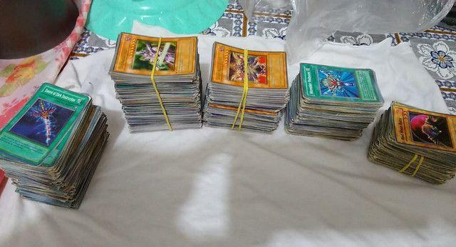 Lote de cards YuGiOh - Foto 2