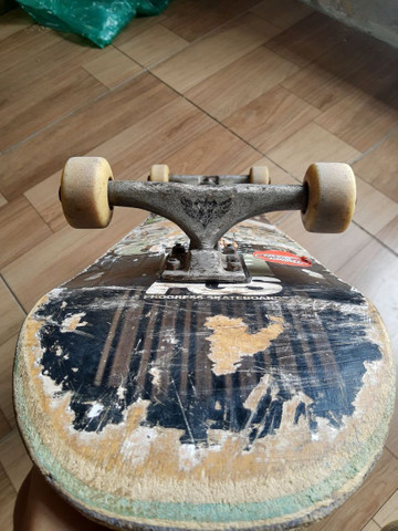 Skate montado do zero - Foto 4