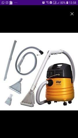 Extratora 1600w 220v carpet Cleaner Wap  - Foto 2