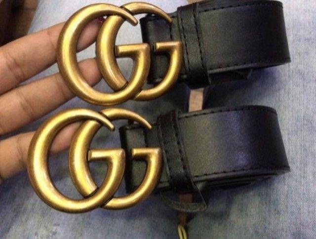 Cinto Gucci premium Novo