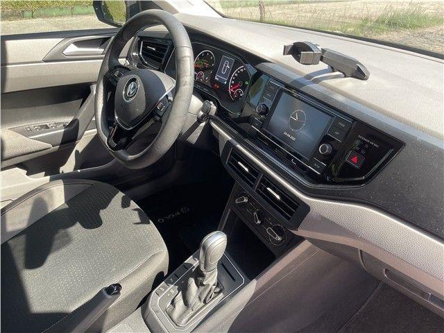 Volkswagen Polo 2020 1.0 200 tsi comfortline automático - Foto 12