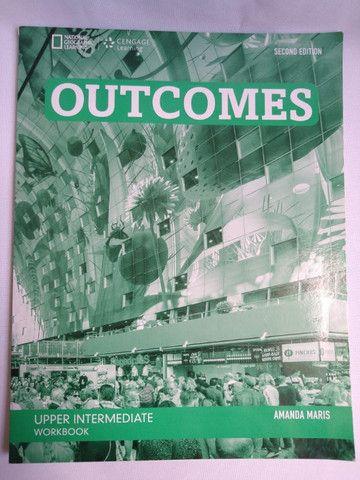Livros Outcomes - Upper Intermediate student's book + workbook + 2cds - Foto 2