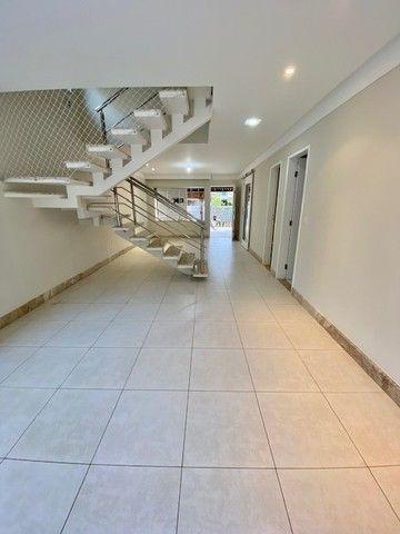 Casa moderna, clean, 4 quartos piscina privativa, condomínio fechado com portaria 24h - Foto 6