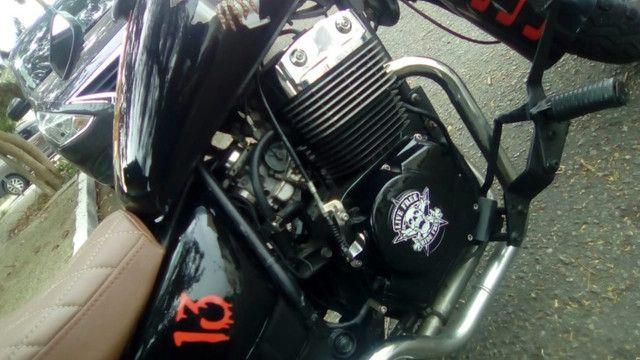 Vendo Fym-250cc Customizada - Foto 13