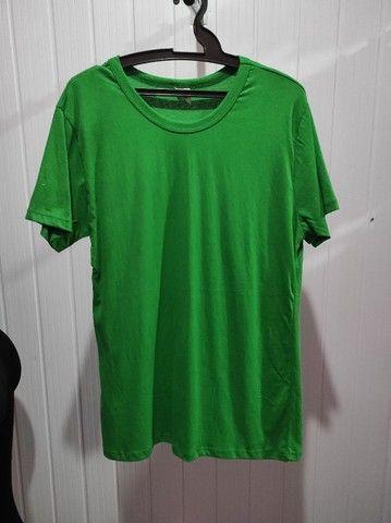 Camisas novas 18,00 - Foto 5