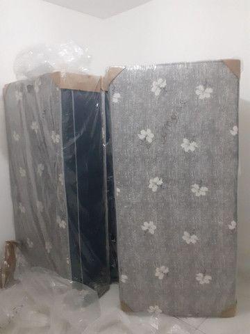 cama casal 290,00 Bicama R$ 280,00  Cama luxo grandona 450,00   ipitanga - Foto 2