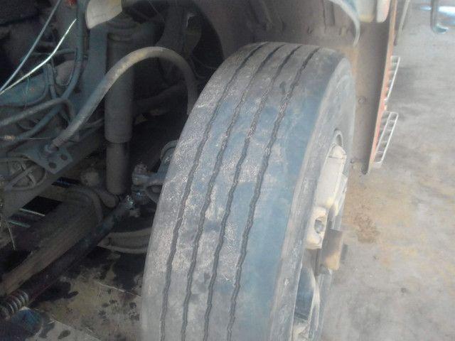 Scania 112h engatado carreta khronne 88 - Foto 2