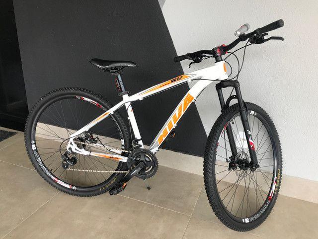 Bicicleta aro 29 21 marchas peças shimano
