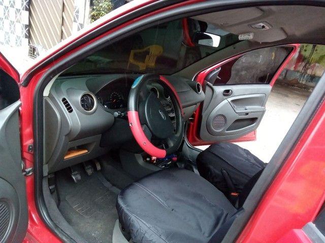 Ford Fiesta Hatch ano 2007 - Foto 8