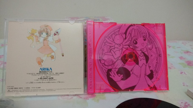 Psone Sakura Card Captors Clow Magic + Pocketstation - Foto 6