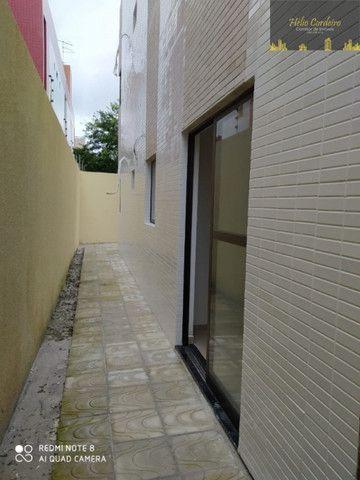Apartamento térreo nos Bancários com 2 quartos, sendo 1 suíte e área privativa - Foto 12