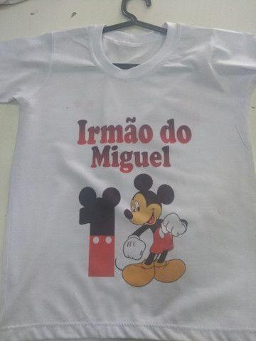 Camisetas e cropped personalizados - Foto 5