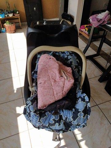 Lavatório e bebê conforto!