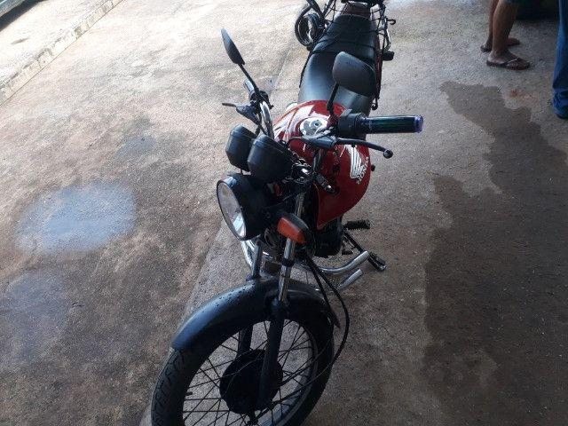 Moto fan 125 roca - Foto 2