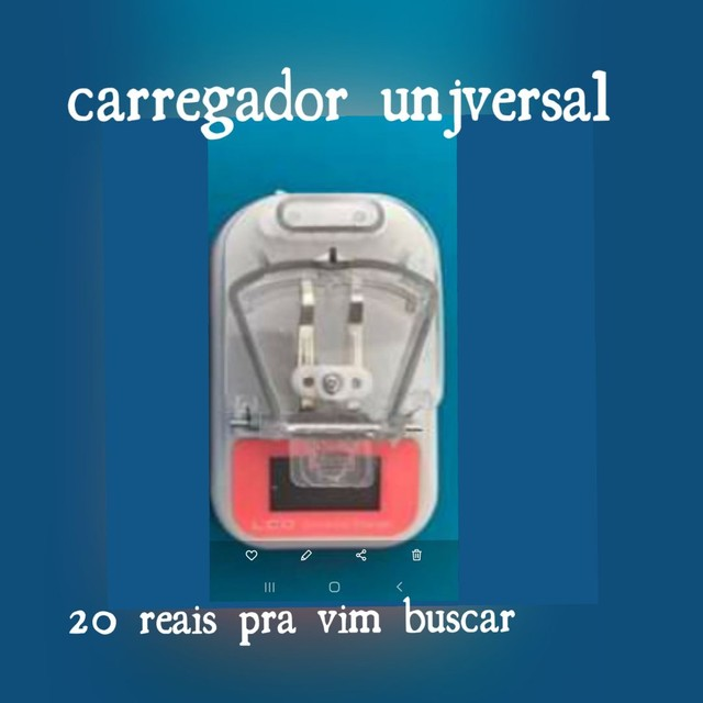 Carregador universal