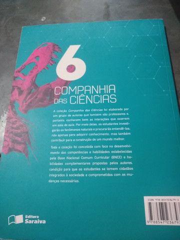Livro companhia das ciências - Foto 2
