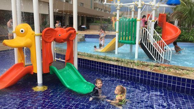Aluga-se Hotel do lado do parque Thermas dos laranjais olympia - Foto 8