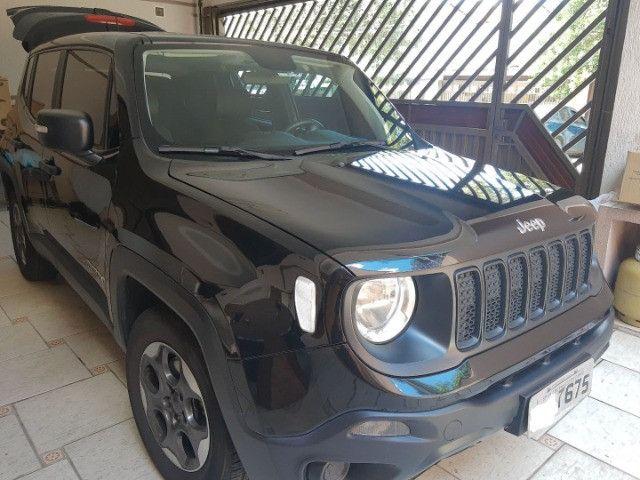 Jeep Renegade 1.8 - 16V - Automático - 2019 - Foto 12