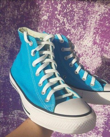 All Star Chuck Taylor azul