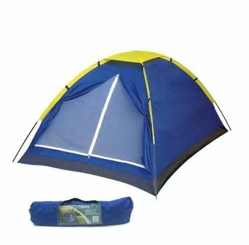 Baraca de camping de 2 pessoas