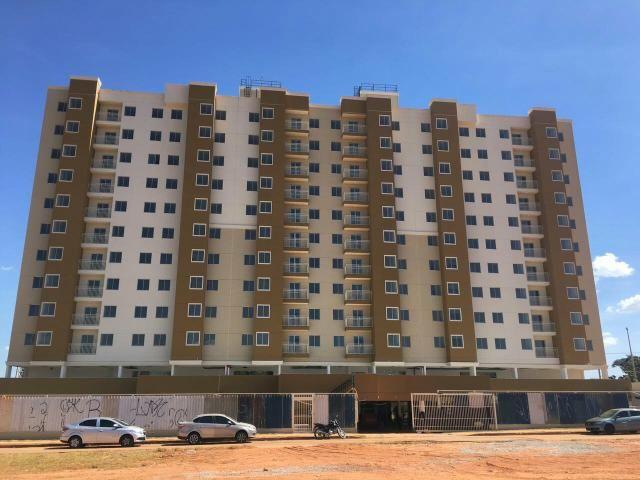 Apartamentos em Samambaia com habite-se