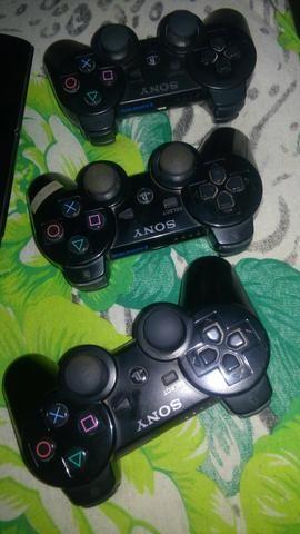 Playstation 3 Usado e Barato, Slim 500gb