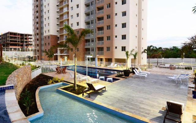 Apartamento Novo 2 Quartos - Lazer Completo - No Moradas do Sol