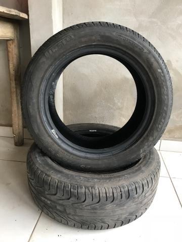2 Pneus pirelli phantum 255/55 R16