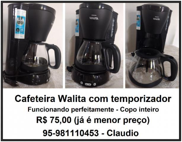 Cafeteira elétrica Wallita