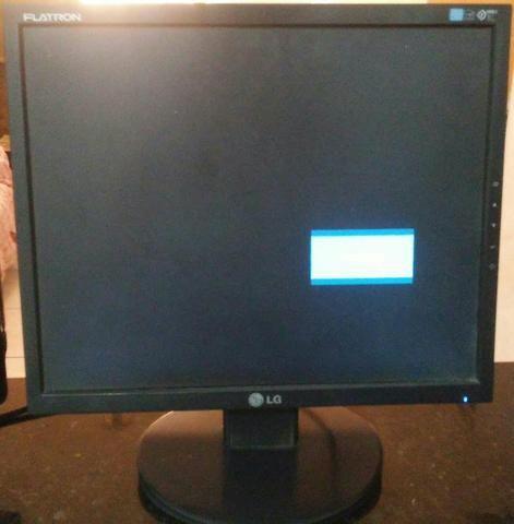 Tela de PC, Computador