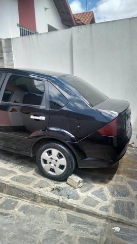 Fiesta pra vender ou trocar em carro mais novo.