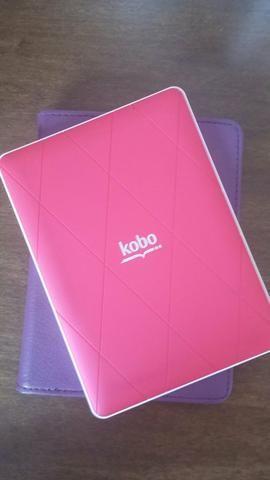 Leitor de livros digital - Kobo
