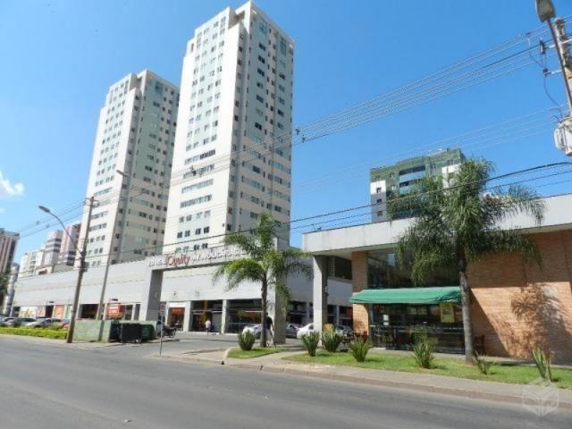 Apartamento 1 quarto, das Araucárias, Águas Claras, Sul, Ed. Real Quality - Mobiliado