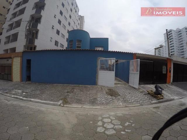 Sobrado residencial à venda, Aviação, Praia Grande.