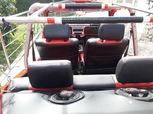 Buggy ,fusca,motor 1600 novo - Foto 3
