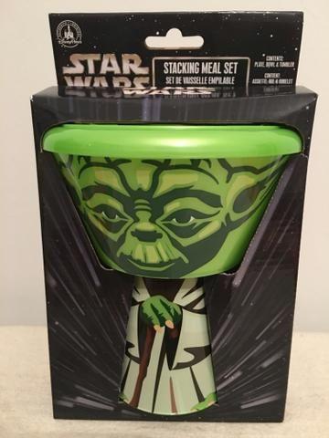 Conjunto refeição infantil Star Wars Original